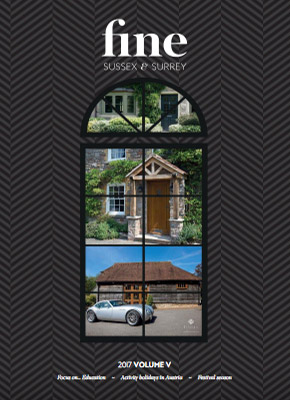 Fine Sussex Magazine - 2017 volume 5